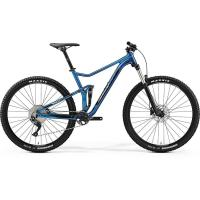 "Велосипед Merida One-Twenty 9.400 Blue (Black) 2019 M(18"")"