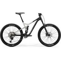 "Велосипед Merida One-Forty 700 SilkBlack/Titan 2020 M(17"")(33023)"